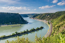 Loreleypanorama 08 by Erhard Hess