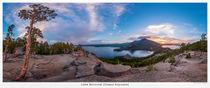 Panorama from the Bolektau Mount, Kazakhstan by Yuliya Vassilyeva