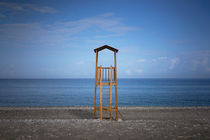 Lifeguard Watchtower by Michael Robbins