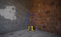 Yellow Wellies by Michael Robbins