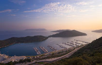 Kas Marina, Turkey by Michael Robbins