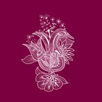 Fleur du Brancovan 13 von Catalin Popa