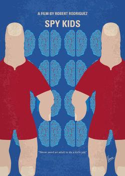 No681-my-spy-kids-minimal-movie-poster