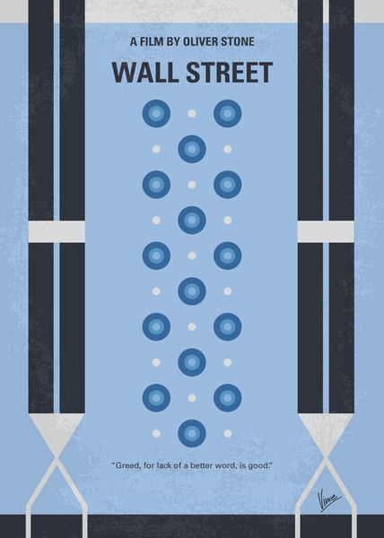 No683-my-wall-street-minimal-movie-poster