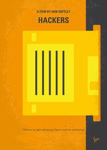 No684 My Hackers minimal movie poster by chungkong