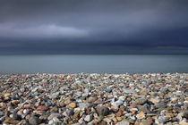 Llandudno beach North Wales von Leighton Collins