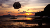 panglao sunset by emanuele molinari