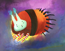Bunny Thing  von Dave Sylvester