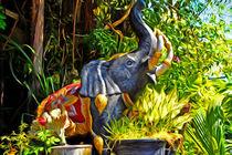éléphant by Boris Selke