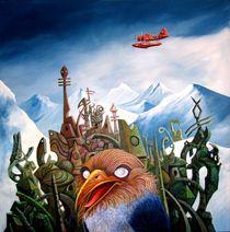 Lovecrafts Berge von Peter Wall
