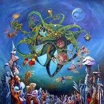 Genesis by Peter Wall