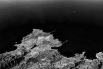 Palma de Mallorca And Balearic Sea At 10.000m Altitude Above Ground von Radu Bercan