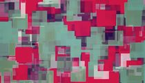 red green and blue square pattern abstract background von timla