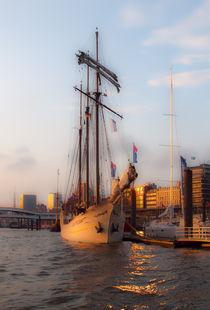 Segelschiff von Erwin Renken