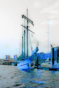 Blauschiff von Erwin Renken