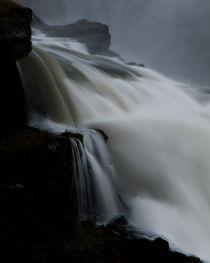 Gullfoss - Wasser als Urgewalt von ysanne