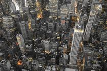 New York skyscraper by usaexplorer