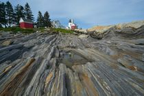 Pemaquid Point Lighthouse - Maine, USA by usaexplorer