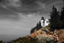Bar Harbor Lighthouse by usaexplorer