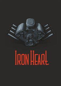 Iron Heart B von Anisenkov Alexander