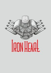 Iron Heart W von Anisenkov Alexander