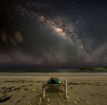 Stellar Beach by Peter Majkut