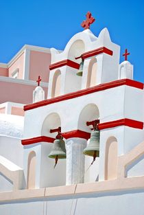Santorin... 84 by loewenherz-artwork