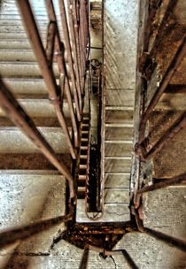 Staircase 6 by langefoto
