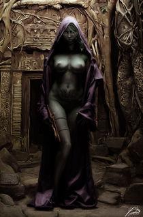 Seductress by Yohan Dupuy