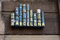 Barcelona by ralf werner froelich