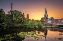 Lüneburger Abend von photoart-hartmann