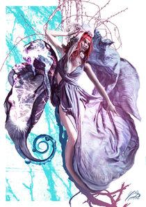 Purple Dance von Yohan Dupuy