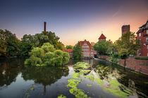 Lüneburger Abend II von photoart-hartmann