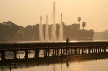 Yangon  von Bruno Schmidiger