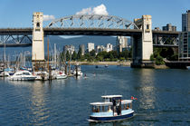 False Creek Vancouver von John Mitchell