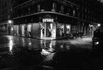 Bourbon Street, New Orleans 1989 von Rik Suermondt