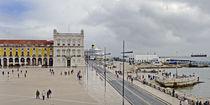 Lissabon. Stadt des Lichts. Blick auf den Tejo-3 von Hartmut Binder
