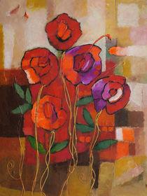 Spanish Roses von arte-costa-blanca