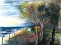Ahrenshoop by Hartmut Buse