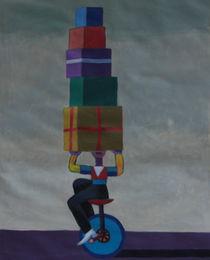 'unterwegs mit vielen Geschenken' by Annette Ziegler