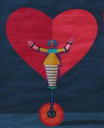 'Akrobatin mit Herz' by Annette Ziegler