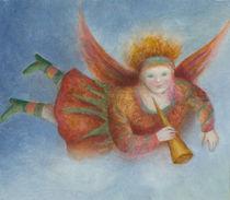 Vergnügter Engel von Nicola Klemz (Knop)