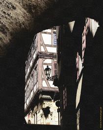 Esslingen, Kessler Sekt im alten Speyerer Pfleghof von Peter Esslinger