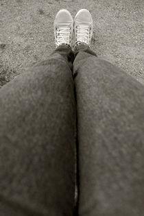 Beine bis zu den Füßen von kiwar
