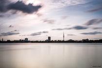 Außenalster Hamburg by Sandro S. Selig