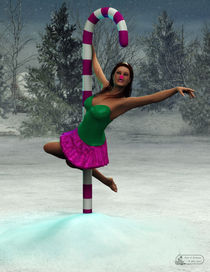 Northpole Dance by sisterofdarkness