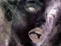 scream / Schrei by hpr-artwork