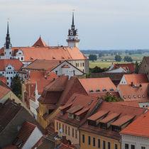 Torgau an der Elbe von STEFARO .