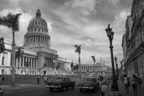 Das Capitol in Havanna  von Giuliano Müller