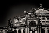 Dresdner Semperoper by Uli Gnoth